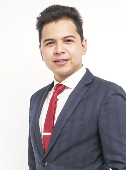 Irfan Awang Chief Executive Officer (CEO)