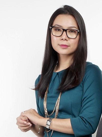 Nazreen Talib Chief Talent Officer (CTO)